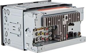 Pioneer AVH-X395BT Car Radio With Bluetooth USB DVD Player.