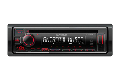 KENWOOD KDC-1040U One din Car Radio with CD player.