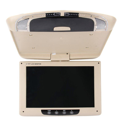 11 inch roof mount monitor.