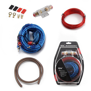 Car Music System Wiring Kit