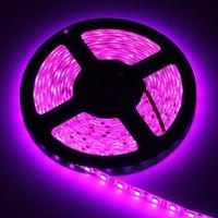 Pink decorative lights 5 Metre set led strip.