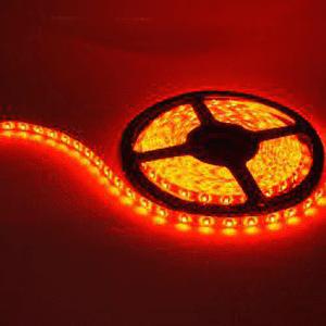 Orange 5 Metre Set LED Strip light With Remote Control