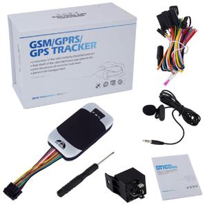 Real time vehicle GPS tracker TK-303F.