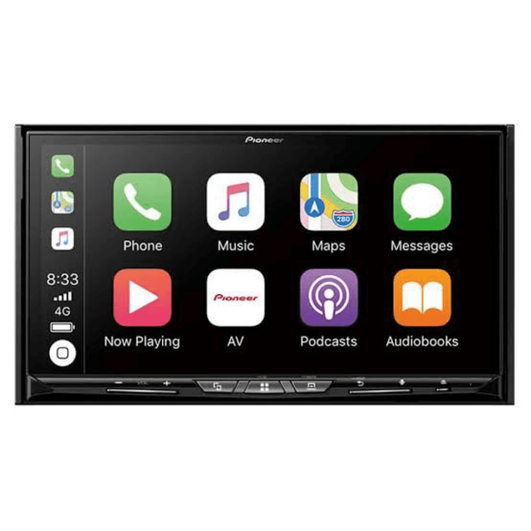 Pioneer AVH-Z9250BT car android radio with HDMI port.