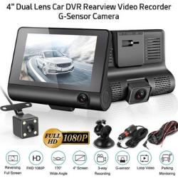 3 Way Recording Dashcam