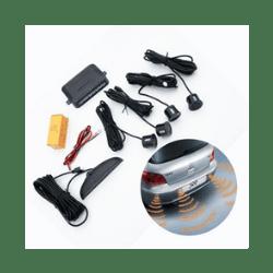 4PC Car Parking Sensor LED Display