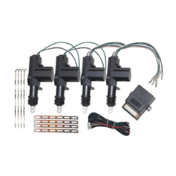 Auto Central Lock System Car Control