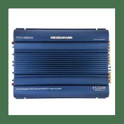BOSCHMANN Bridgeable Car Amplifier