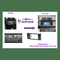 Car Radio Fascia For BMW X5
