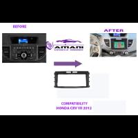 Honda CRV 2012-2014 Radio replacement