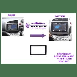 Honda Stream & Honda Fit Radio Ring.