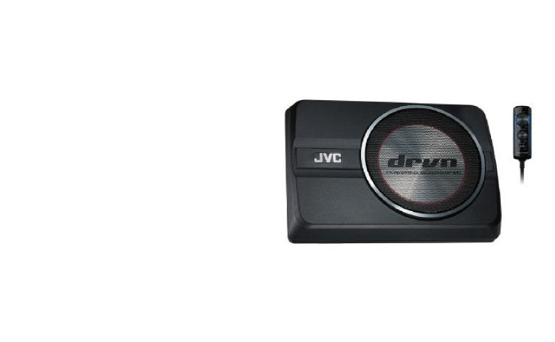 JVC CW-DRA8 Under seat Subwoofer