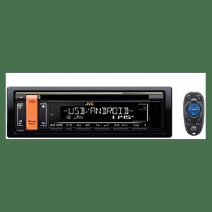 JVC KD-R498 Car Radio receiver