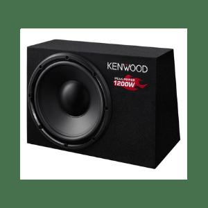 Kenwood Boxed Subwoofer KSC-W1200B