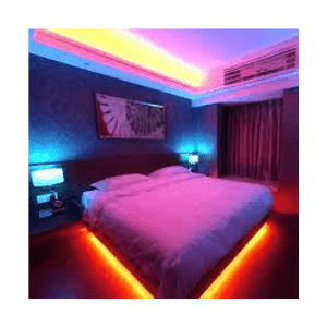 LED Strip light -Orange