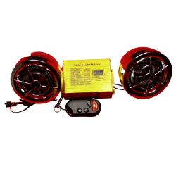 Mortobike Alarm system & MP3 Player