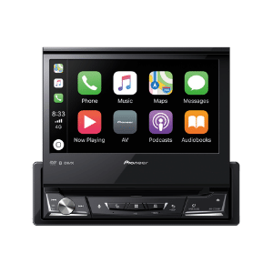 Pioneer AVH-Z7250BT Retractable radio