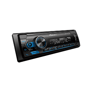 Pioneer MVH-S325BT Car Stereo with Bluetooth hands free Calling.