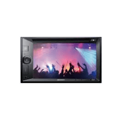 SONY XAV-W651BT Car Stereo front USB
