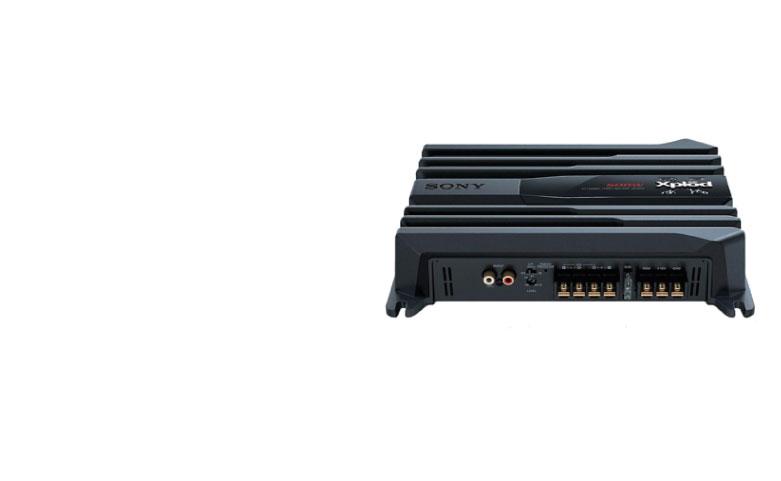 SONY XM-N502 2 Channel  Bridgeable Amplifier