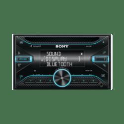 Sony WX-920BT Radio Receiver with BT