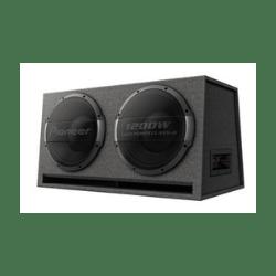 TS-WX1220AH Double bass Reflex Sub