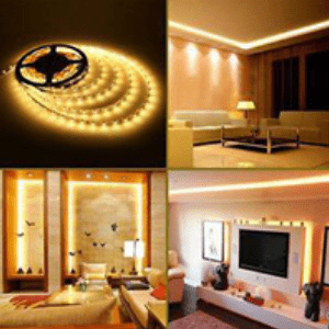 Warm White 5 Metre  LED Strip light